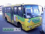 Реклама на транспорте Украины Размещение рекламы на общественном транс
