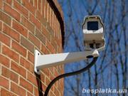 Установка видеонаблюдения,  электрозамков,  домофонов для предприятий.